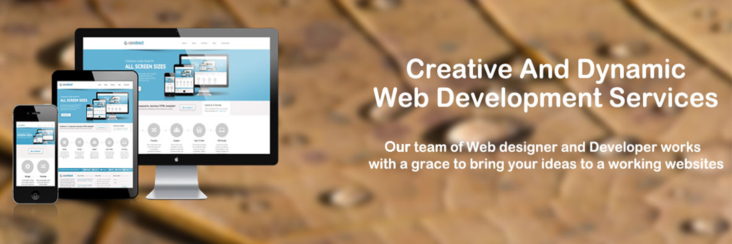 Dynamic Web Development Services